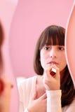 De make-up van de tiener Royalty-vrije Stock Afbeelding