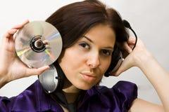 De maker van de muziek Stock Fotografie