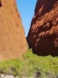 De Mala-gang van Ayers-rots stock afbeeldingen
