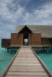 De Maldiven 02 Stock Foto's
