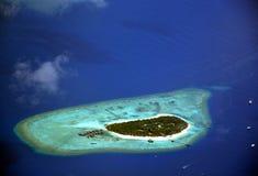 De Maldiven Stock Afbeelding