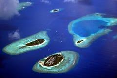 De Maldiven Stock Fotografie