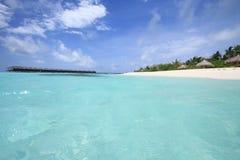De Maldiven Royalty-vrije Stock Foto's