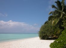 De Maldiven Royalty-vrije Stock Afbeeldingen