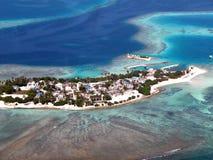 De Maldiven Stock Afbeeldingen