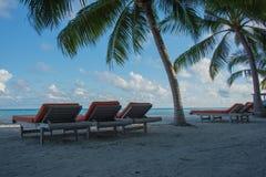 De Maldiven Kani Island April 2015 Royalty-vrije Stock Foto's