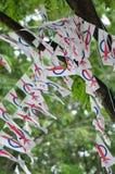 13de Maleise Algemene verkiezingen Stock Foto's