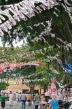 13de Maleise Algemene verkiezingen Stock Foto
