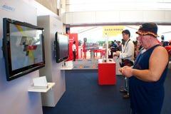 De Maleise Grand Prix 2011 van de Motorfiets Royalty-vrije Stock Foto's