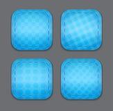 De malplaatjes van de knoop Stock Fotografie