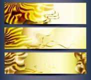 De malplaatjes van Webbanners Royalty-vrije Stock Afbeelding