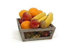 De mand van het fruit stock fotografie