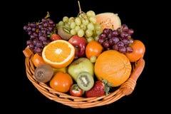 De mand van het fruit Royalty-vrije Stock Afbeelding