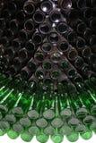 De Manie van de Fles van het bier royalty-vrije stock afbeeldingen