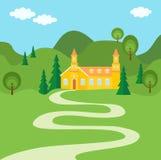 De Manier aan Huis royalty-vrije illustratie