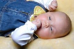 De manier van de baby Royalty-vrije Stock Fotografie