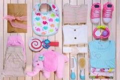 De manier van de baby Stock Afbeeldingen