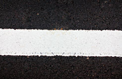 De manierachtergrond van de weg Stock Afbeelding