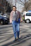De manierweek van Milaan Royalty-vrije Stock Afbeelding