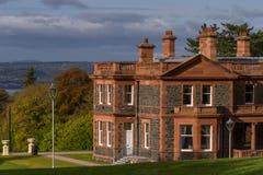 De Manor van Cultra, Noord-Ierland Royalty-vrije Stock Fotografie