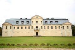 De manor van de telling in Kraslava royalty-vrije stock foto