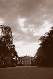 De Manor van het land Royalty-vrije Stock Foto's