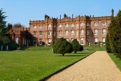 De manor van Hughenden stock foto