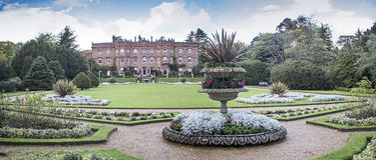 De manor van Hughenden Royalty-vrije Stock Foto