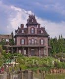 De Manor van Phatom van Eurodisney Stock Afbeelding
