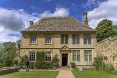 De manor van Snowshill Royalty-vrije Stock Foto