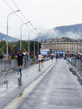 3 de março de 2015 maratona da harmonia em Genebra maratona da harmonia em Genebra switzerland Fotos de Stock Royalty Free