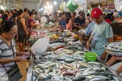 25 de março de 2017 no mercado de produto fresco de Cartima Foto de Stock Royalty Free