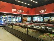 4 de março de 2017 Sam& x27; s Groceria em NU Sentral Kuala Lumpur Foto de Stock