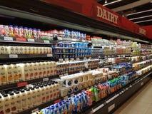 4 de março de 2017 Sam& x27; s Groceria em NU Sentral Kuala Lumpur Foto de Stock Royalty Free