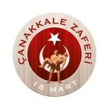18 de março dia da relembrança dos mártir Imagens de Stock Royalty Free