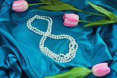 8 de março feriado Imagens de Stock Royalty Free