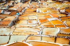 de Maras salinas obrazy stock