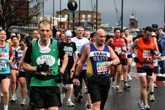 De Marathon 2008 van Londen Royalty-vrije Stock Foto's