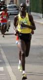 De Marathon 2010 van de Stad van Milaan Royalty-vrije Stock Fotografie
