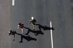 De Marathon 2010 van kameraden Stock Foto