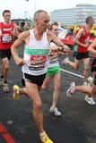 De marathon 2010 van Londen. Stock Afbeelding