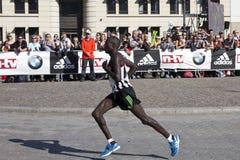 De Marathon 2011 van Berlijn Stock Foto's