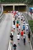 De Marathon 2011 van Hongkong Royalty-vrije Stock Afbeeldingen