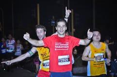 De Marathon 2013 van Bali Stock Afbeeldingen