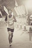 De Marathon 2013 van Bali Stock Foto