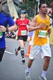 De Marathon 2013 van Bali Royalty-vrije Stock Foto's