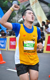 De Marathon 2013 van Bali Stock Foto's
