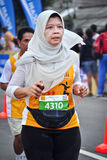 De Marathon 2013 van Bali Royalty-vrije Stock Foto