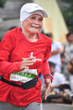 De Marathon 2013 van Bali Stock Afbeelding