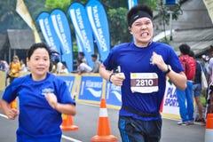 De Marathon 2013 van Bali Royalty-vrije Stock Afbeeldingen